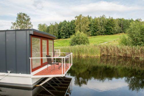 Nové Hausboaty: 1