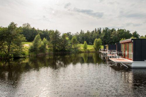 Nové Hausboaty: 2