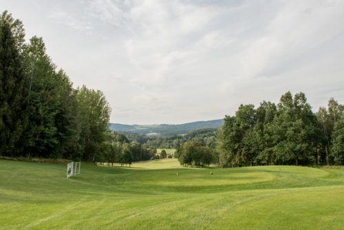 Golf course: 8
