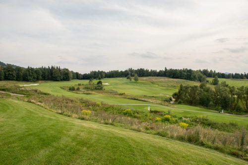 Golf course: 10