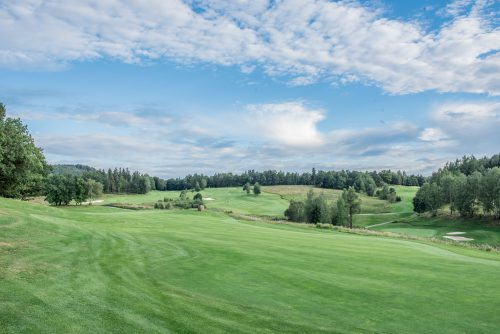 Golf course: 19