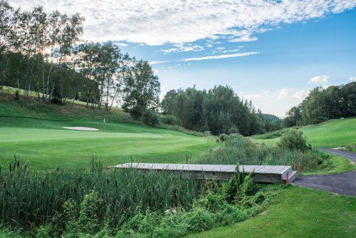 Golfgelände: 11