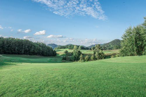 Golfgelände: 25