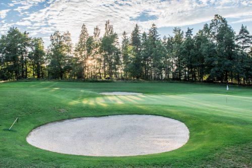 Golfgelände: 6