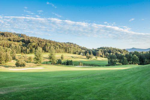 Golfgelände: 21