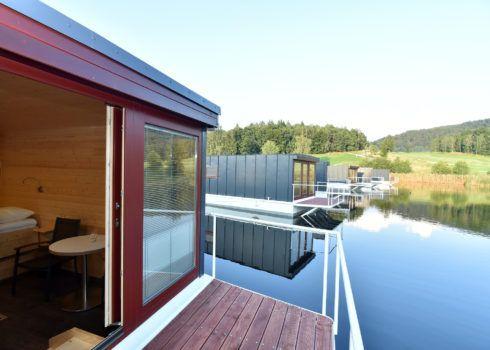 Nové Hausboaty: 18