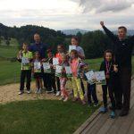 Dětský golfový kemp 2017