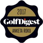 Anketa Golf Digest Hřiště roku 2017 odstartovala!