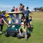Proběhl dětský golfový kemp 2019!