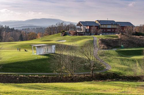 Svatba na golfu: 3