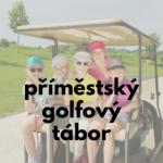 Děti na golf